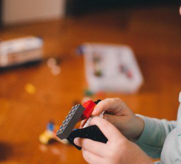 igračke, pospremanje igračaka