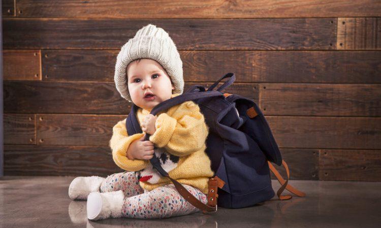 zima, hladnoća, beba