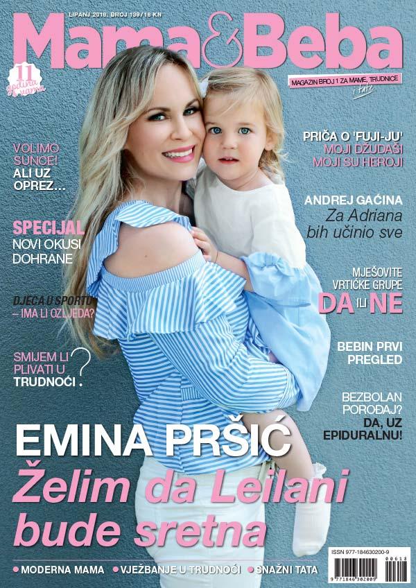 Mama&Beba 139 naslovnica