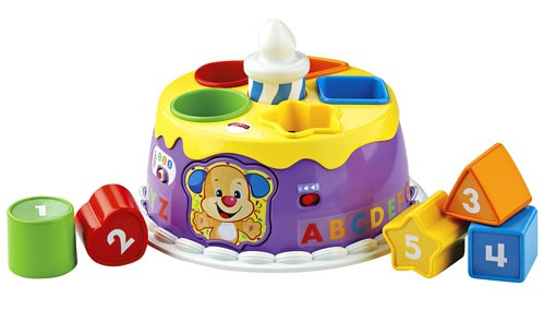 Fisher-Price Torta 2