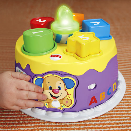 Fisher-Price Torta 3