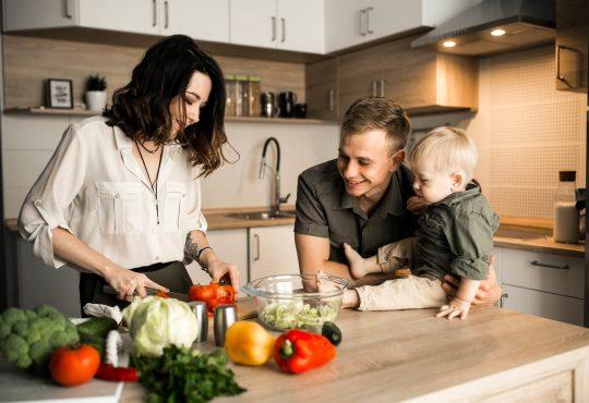 organizacija, kuhinja