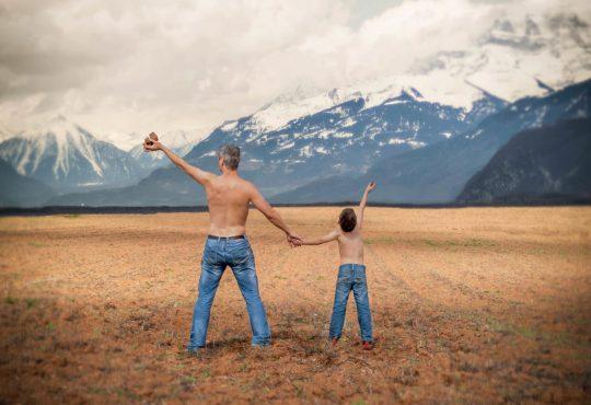 Pitajmamu Otac I Sin Muška Posla