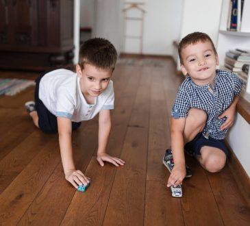 gliste kod djece