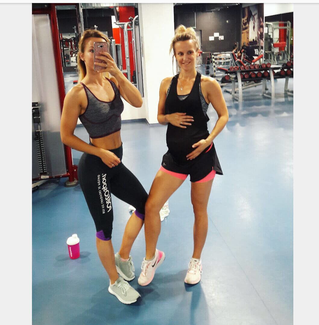 girly fitness
