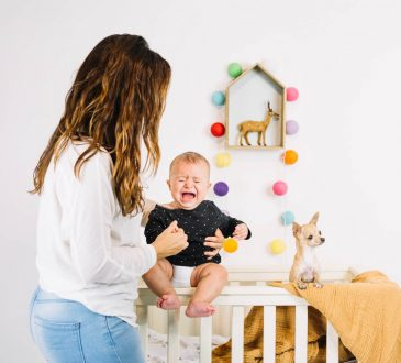 strah od odvajanja, separacijska anksioznost, roditelji, bebe, dijete