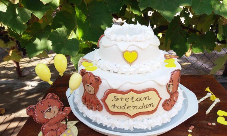 Puha-puha torta