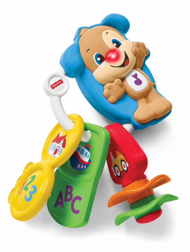 fisher price, ključevi za bojanje