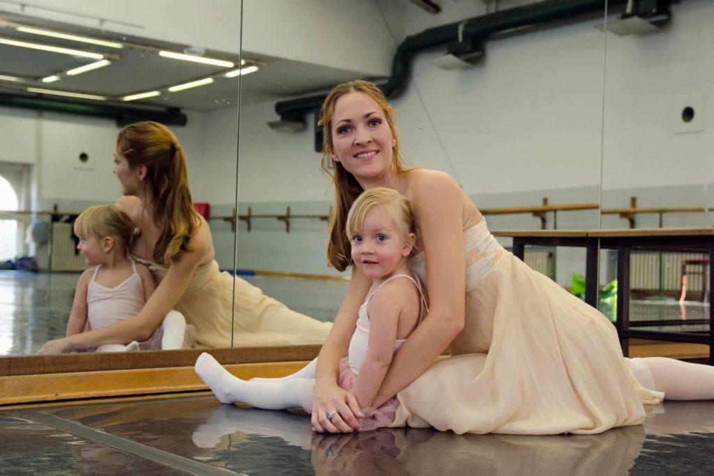 Ivančica Alajbeg, balerina