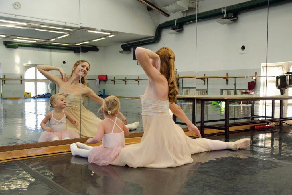 ivančica alajbeg, balet