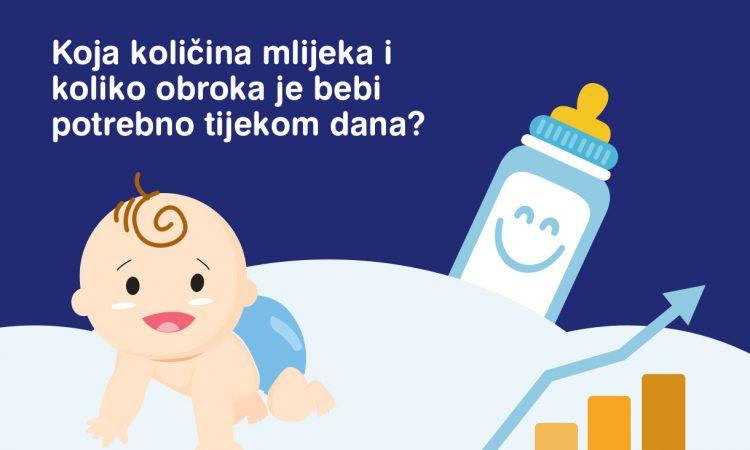 bebimil, mlijeko
