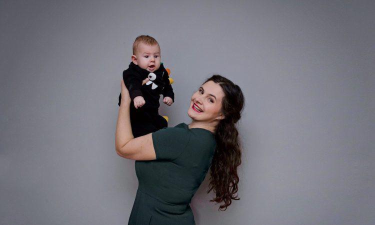 mama i beba, Mia Anočić Valentić