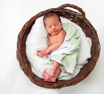 beba, prvi mjesec, razvoj bebe