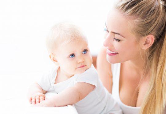razvoj bebe, sedam mjeseci
