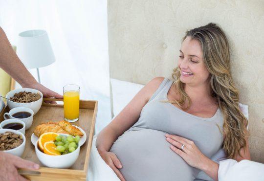 38. tjedan trudnoće, trudnoća po tjednima