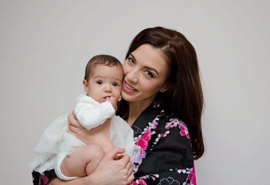 Ana Herceg, mama i beba, novi broj