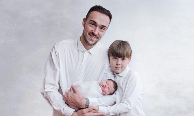 Damir Markota, tata od formata