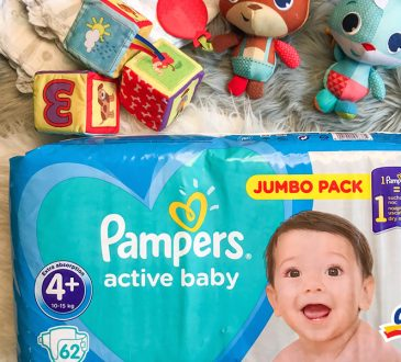 dm, pampers