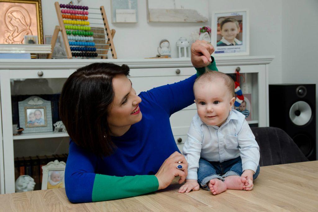 Marijana Mikulić, poznati o roditeljstvu