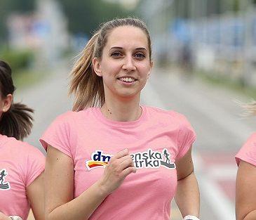 dm, dm ženska utrka