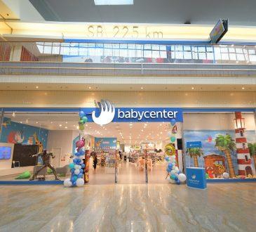 Baby Center, trgovina