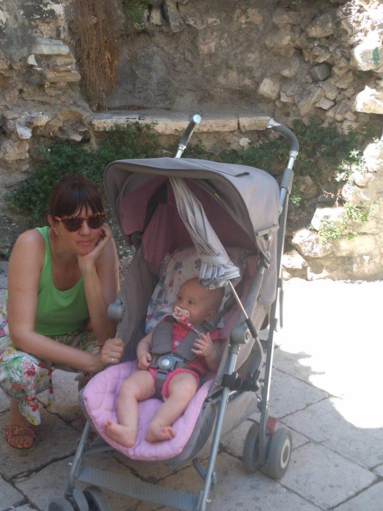 Ela Radić, moderna mama, intervju