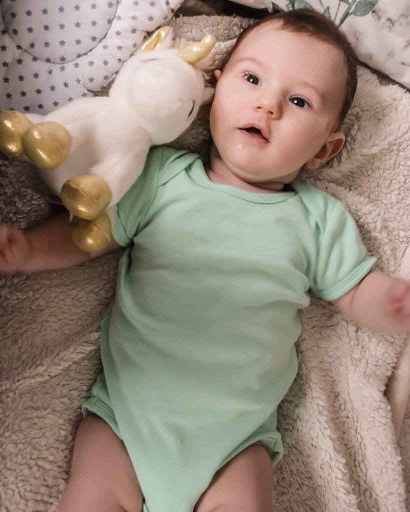 Ines Baćan, priča s poroda
