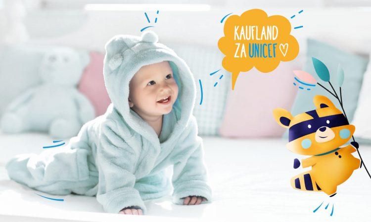 Kaufland, unicef, beba