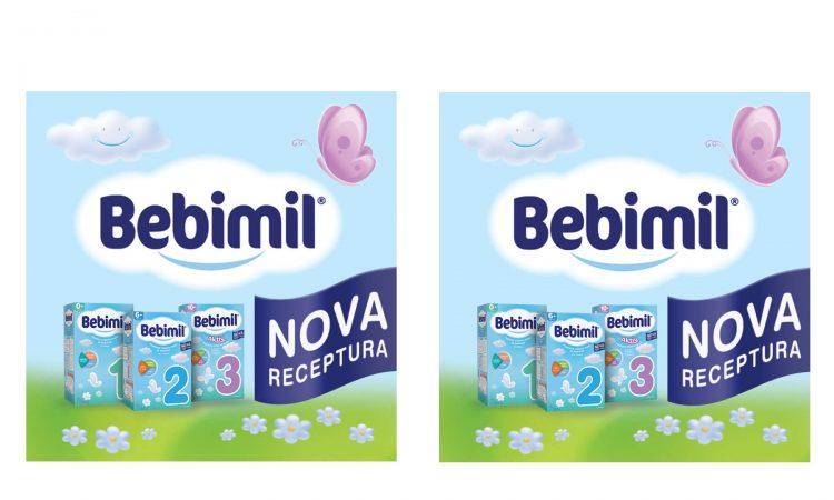 Bebimil, nova receptura