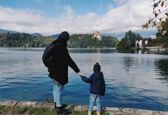 Ana Badurina, poznati o roditeljstvo