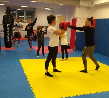 Pitajmamu Kickboxing