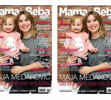 Maja Medaković, novi broj