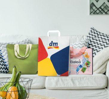 dm, jednokratne vrećice