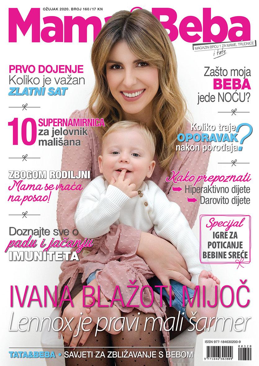 Mama&Beba, Ivana Blažoti Mijoć