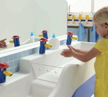 kupaonice, dječje kupaonice