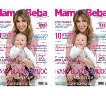 Mama&Beba, Ivana Blažoti Mijoč