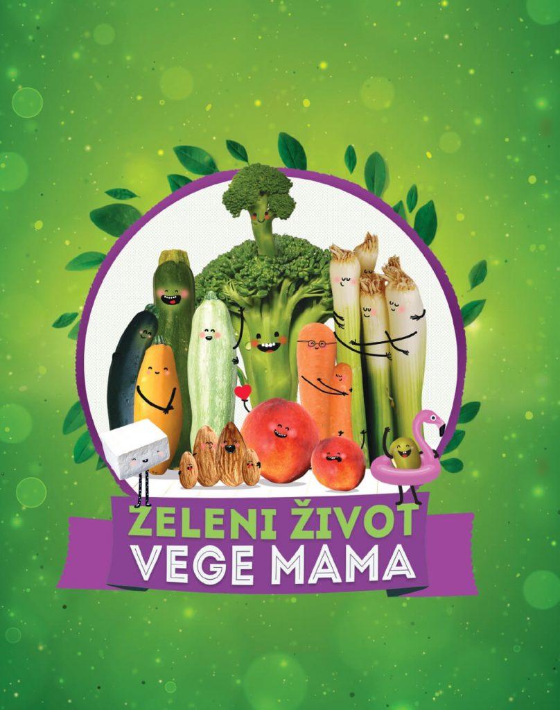 vege mame, zeleni život vege mama