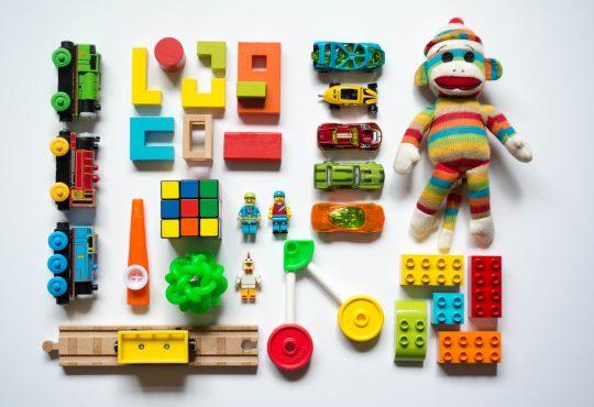 Pospremanje igračaka