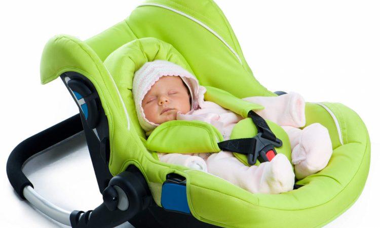 novorođenče, auto