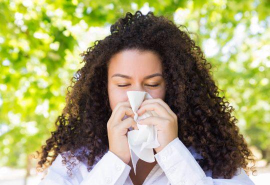 Pitajmamu Proljetne Alergije