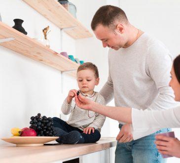 zdrava prehrana beba