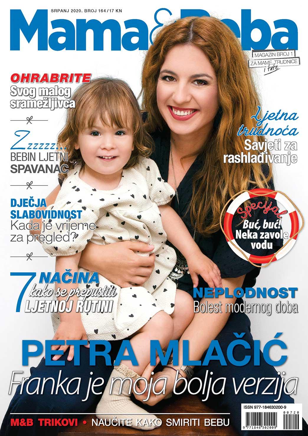 Mama&Beba. Petra Mlačić