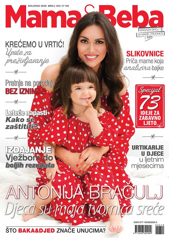 novi broj, Antonija Bračulj