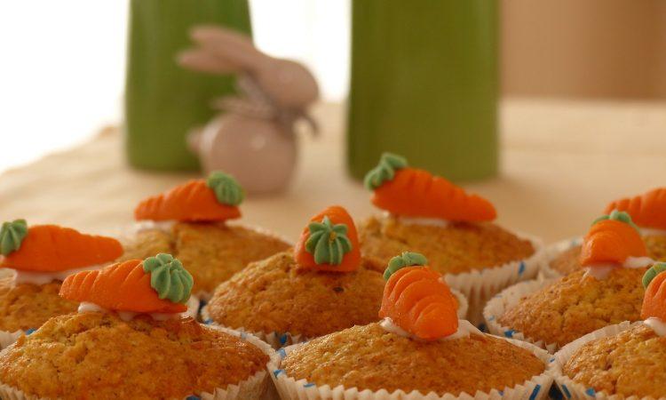 muffini s jabukom i mrkvom