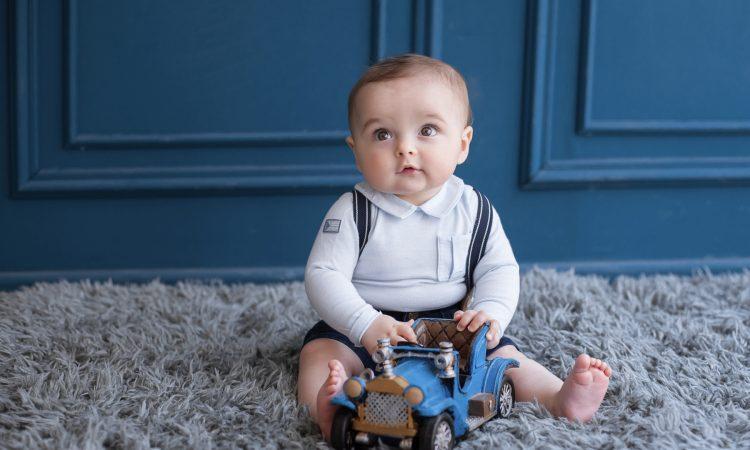 Imena za bebu: auti kao inspiracija