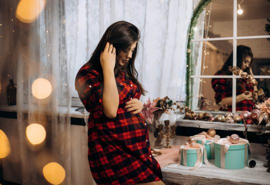 božićni darovi za trudnice