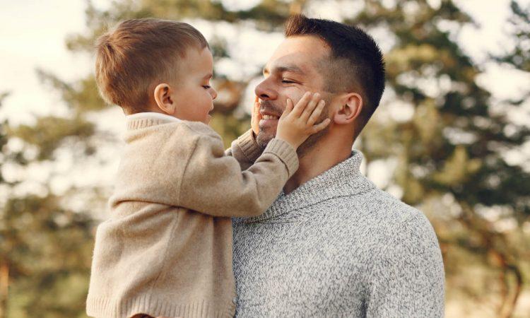 Kako biti bolji tata