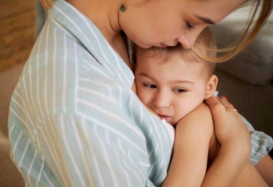 Kvrga na bebinoj glavi