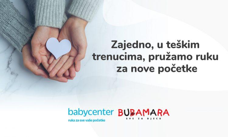 Baby Center i Bubamara
