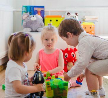 dijeljenje igračaka